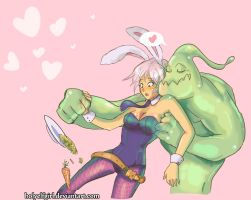 LoL couple 1 by HolyElfGirl