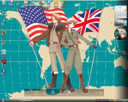 Month of May - US and UK by 1XxBlackxGuitarxX1
