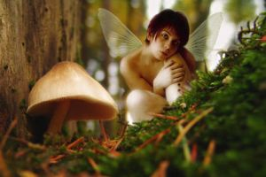 Pixie Girl by TheArtistDarklady