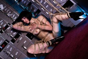 Bondage Vault 08 by GuldorPhotography