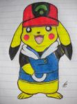 Pikachu by ShaLouDow-ouo