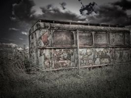 old.wagon by lechistani