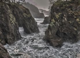 Bridge Cove by chuckdylan