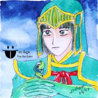 Aung Aung in Tuskty Story by sw-eden