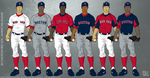 Boston Red Sox 2012 Uniforms by JayJaxon