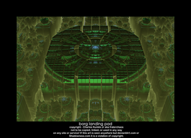 borg landing pad by fraterchaos
