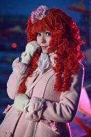 Sweet lolita. Winter time. by TaisiaFlyagina