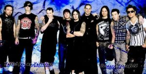 A7X and BfmV by marea707