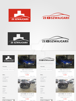 Cars From swotzerland logotype by Matavase