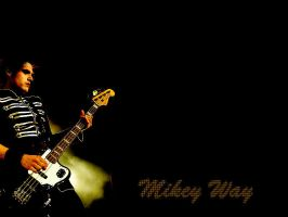 Mikey Wallpaper by angryannoyance