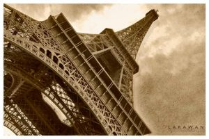 Tower Eiffel by mariannecommunicates