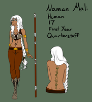 HoB: Namen Mali by LaudyLau