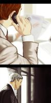Mystrade: Decline by MadMoro