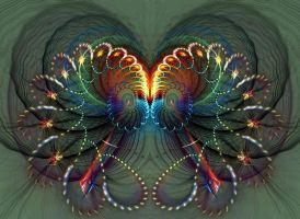 confusing butterfly by eReSaW