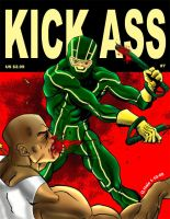 KICK-ASS by GEEnormous