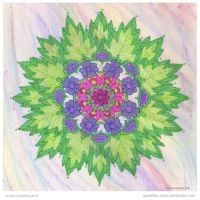 Pastel Promise Mandala by Quaddles-Roost