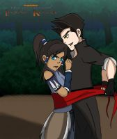 MaKorra No Escape by justixoxo