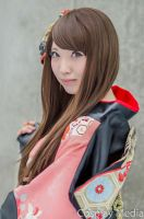 Anime Expo 2013 Momo Hime by CosplayMedia