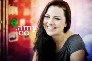 Amy Lee by bubblenubbins