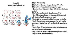 How to draw a Toon by buster126