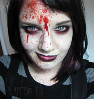 Jill the Ripper by PlaceboFX