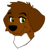 Ming Headshot [Style Test] by Curious-Crestie
