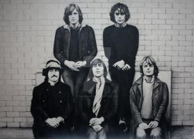 Pink Floyd The Wall by PassionDraw