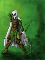 Tirahya the Seeker by Cheesedemon88