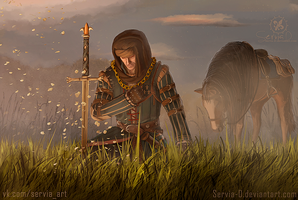 For Temeria!.. by Servia-D