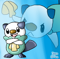 Oshawott 2 by Jero-Draw