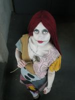Sally cosplay .. by Lady-Ragdoll