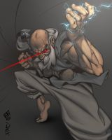 Gouken Colors by pacman23