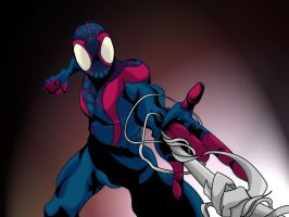 New Ultimate Spider-man by MrDIBYD