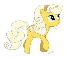 Adoptable - Lemon Twist by lostallreason