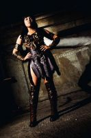 Xena: The Warrior Princess by Mother-Of-Moths