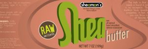 Sheaman's Raw Shea Butter by oldSystem