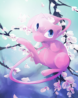 Pokemon of the month (November 2013) by PinkGermy