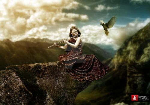 Rhythm of the winds by teMan