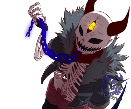Collab: Demi!Sans by Crossoverdude