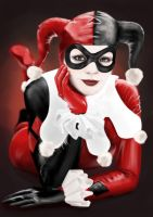 Harley Quinn x BenD by duduOmag
