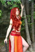 the Dancer by MiracoliCosplay