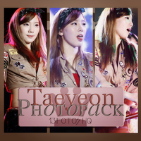 Photopack Taeyeon- SNSD 021 by DiamondPhotopacks