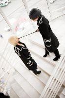 Ciel vs. Alois ~~ Who will you choose? by ThingsTaruCosplay