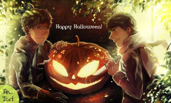 Pumpkin Carving by tanaw