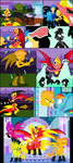 Alternate Equestria Girls Ending: Sunset Wins by BBBHuey