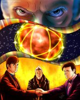 The Day of The Doctor by ChikKV