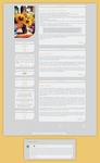 Blogspot template Sloneczniki by MySensitiveHeart