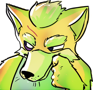 Don't Call me Star Fox by corryd493