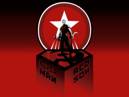 RED SON wallpaper by DoktorEvil1988
