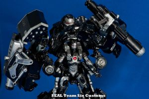 War Machine Mech 3 by TheProsFromDover